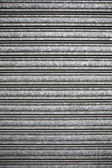 Metal blinds — Stock fotografie