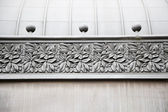 Staré městské dekorace — Stock fotografie