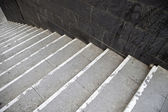 Treppe in der Stadt — Stockfoto