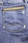 джинсы текстуры — Стоковое фото