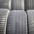 Old tyres — Stock Photo #27928533