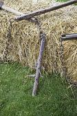 Militära vapen och gamla klassiska — Stockfoto