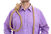 Bust a rope — Stock Photo