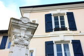 Nice french house — Stock Photo