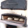 Stock Photo: Bread oven