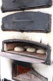 Bread oven — Stock Photo