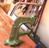 Klinken machine — Stockfoto