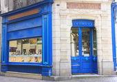 Jewelry in a Bayonne street-France — Stock Photo