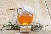 Rosemary & honey — Stock Photo