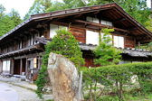 Country house-Japan — Stock Photo