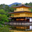 Golden pavilion-Japan — Stock Photo #38626389