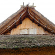Stock Photo: Rustic roof