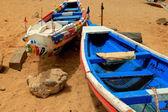Canoes of Senegal — Stock Photo