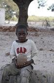 Kókuszos fiú — Photo