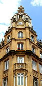 Guetaria street corner-Donostia-San Sebastian — Stock Photo