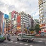 Shinjuku district in Tokyo,Japan — Stock Photo #11416896
