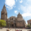 Stock Photo: Cathedral of Toledo, Spain