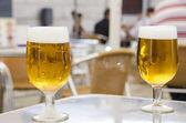 Two Beer — ストック写真