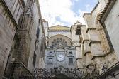 Katedra w toledo, hiszpania — Zdjęcie stockowe