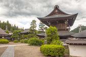 Japanese temple — Stock Photo