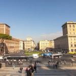 Постер, плакат: Piazza Venezia Rome