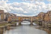 The Ponte Vecchio,Florence — ストック写真