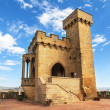 Olite Castle, Navarre - Stock Photo