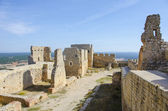 Gormaz kasteel, soria — Stockfoto
