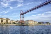 Portugalete Bridge — Stock Photo