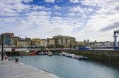 Fishing port of San Sebastian,Spain — Stock Photo