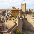 Olite Castle, Navarre — Stock Photo