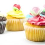 Cupcakes — Stock Photo #16694637