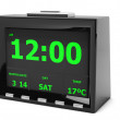 Digital Clock in 3d — Stock Photo