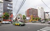 Kabukicho district in Tokyo,Japan — Stock Photo