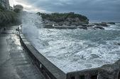 Biarritz in francia — Foto Stock