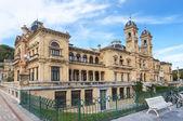 City Hall in San Sebastian,Spain — Stock Photo