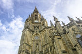 Cattedrale di san sebastian, spagna — Foto Stock