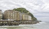 San sebastian, španělsko — Stock fotografie