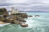Biarritz in France — Foto Stock