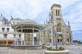 Biarritz, frankrike — Stockfoto