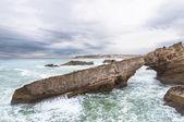 Biarritz,France — Stock Photo