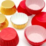 Cupcake Liner — Stock Photo