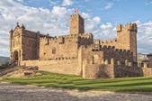 Javier Castle in Navarra — Stock Photo