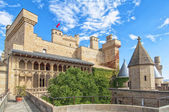 Olite Castle in Navarra, Spain — Stock Photo