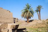 Templo de karnak, em luxor, egito — Fotografia Stock