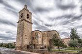 Rivabellosa Church, Alava — Stock Photo
