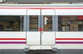 Train door — Stock Photo