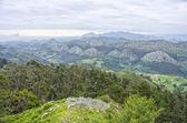 Vista del picos de europa — Foto Stock