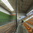 Stockfoto: Basque ball court