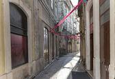 Coimbra street — Stock Photo
